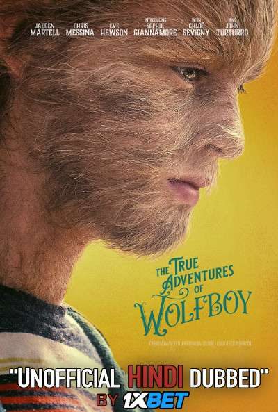 The True Adventures of Wolfboy (2019) Hindi Dubbed (Dual Audio) 1080p 720p 480p BluRay-Rip English HEVC Watch The True Adventures of Wolfboy 2019 Full Movie Online On 1xcinema.com