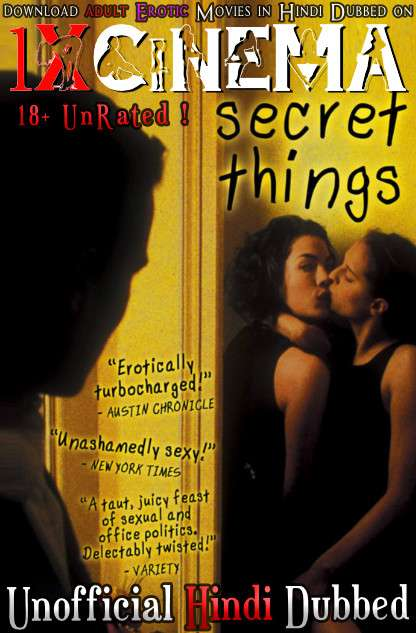 (18+) Secret Things (2002) DVDRip 720p Dual Audio [Hindi (Unofficial Dubbed) + English] [Full Movie]