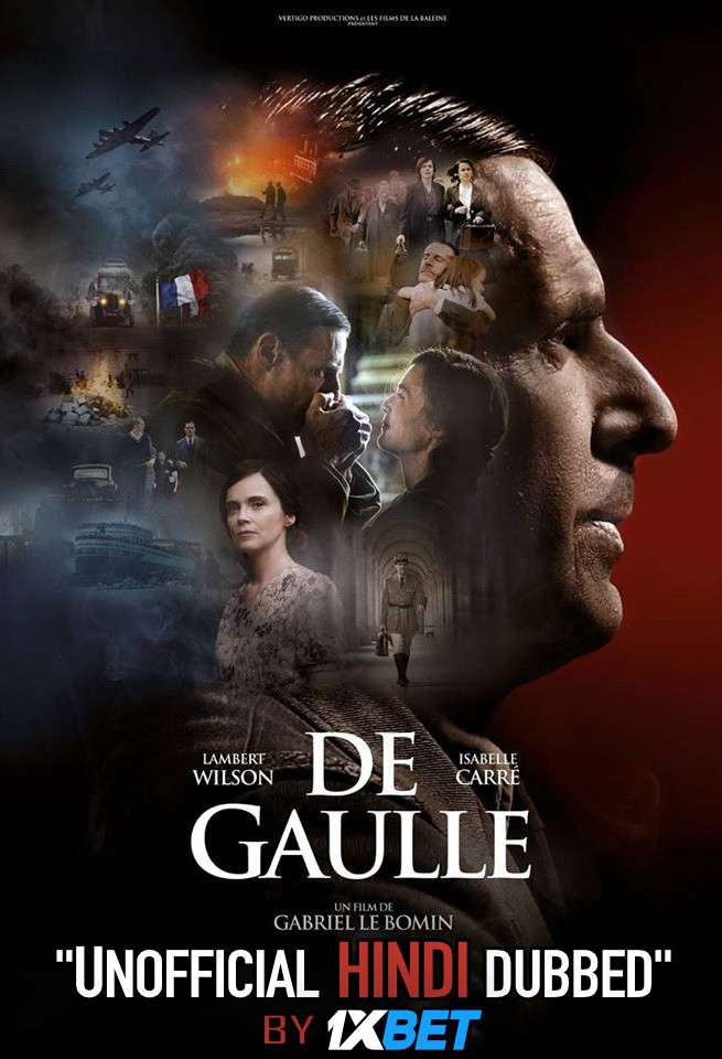 De Gaulle (2020) Hindi Dubbed (Dual Audio) 1080p 720p 480p BluRay-Rip French HEVC Watch De Gaulle 2020 Full Movie Online On 1xcinema.com