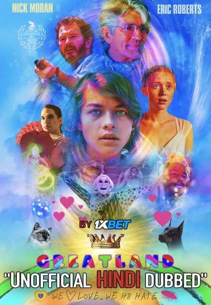 Greatland (2020) Hindi Dubbed (Dual Audio) 1080p 720p 480p BluRay-Rip English HEVC Watch Greatland 2020 Full Movie Online On 1xcinema.com