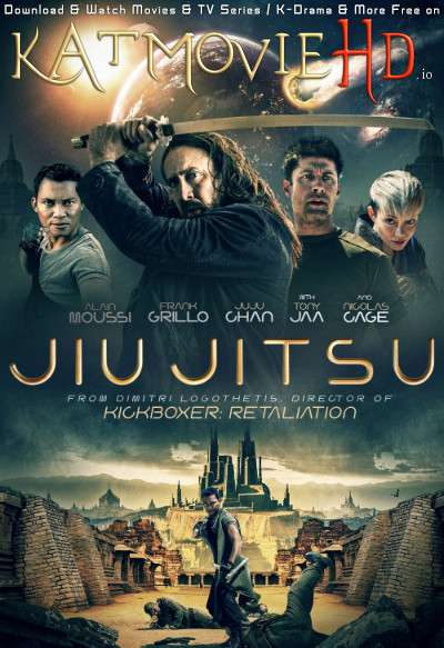 Jiu Jitsu (2020) [English 5.1 DD] Web-DL 480p / 720p / 1080p [HEVC & x264] + ESubs