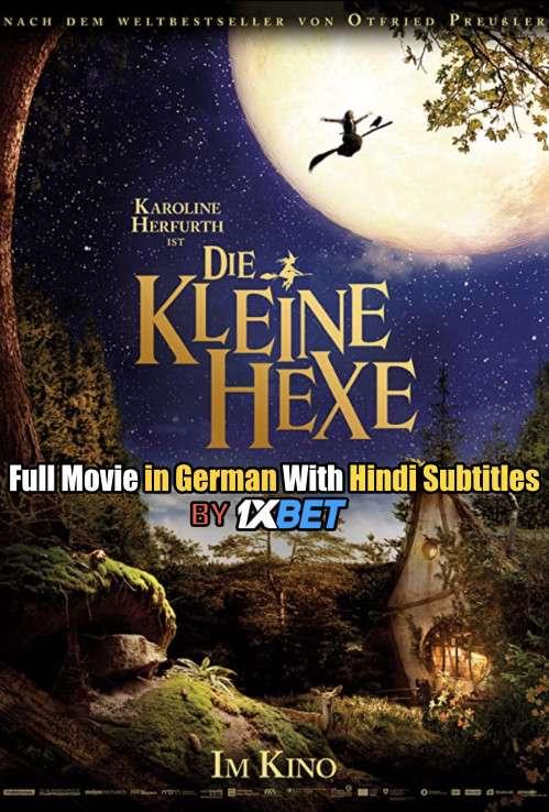 Die kleine Hexe (2018) BluRay 720p HD Full Movie [In German] With Hindi Subtitles