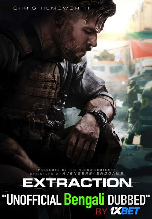 Extraction (2020) Bengali Dubbed (Voice Over) BluRay 720p [Full Movie] 1XBET