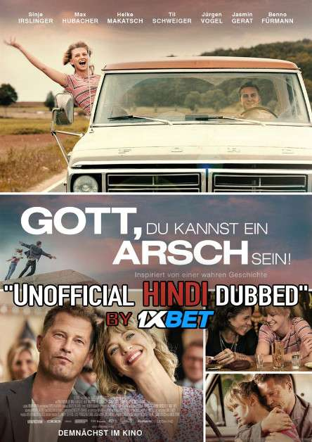 God You're Such a Prick (2020) CamRip 720p Dual Audio [Hindi Dubbed (Unofficial VO) + German (ORG)] [Full Movie]