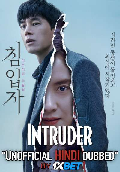 Intruder (2020) WebRip 720p Dual Audio [Hindi Dubbed (Unofficial VO) + Korean (ORG)] [침입자 Full Movie]