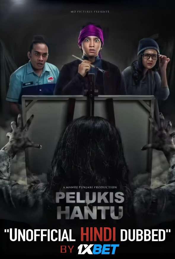 Ghost Painter (2020) HDCam 720p [Hindi Dubbed (Unofficial VO) + Indonesian] [Pelukis Hantu Full Movie]