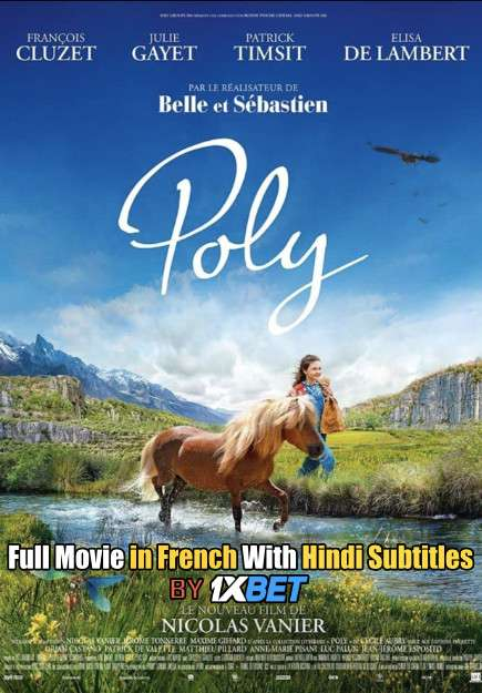 Poly (2020) HDCam 720p Full Movie [In French] With Hindi Subtitles