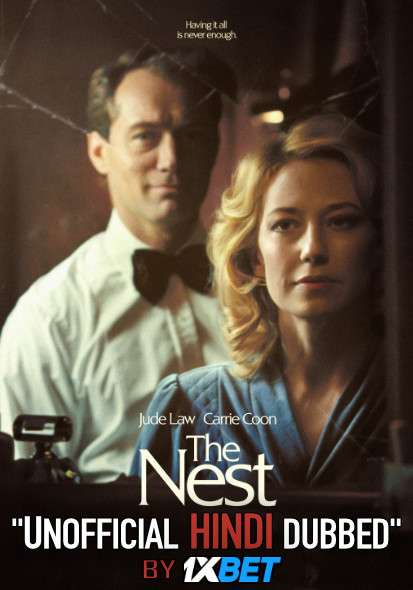 The Nest (2020) WebRip 720p Dual Audio [Hindi Dubbed (Unofficial VO) + English (ORG)] [Full Movie]