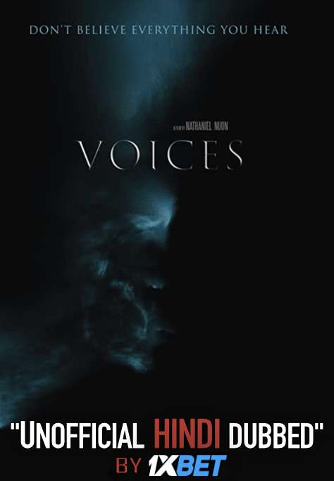 Voices (2020) Hindi Dubbed (Dual Audio) 1080p 720p 480p BluRay-Rip English HEVC Watch Voices 2020 Full Movie Online On 1xcinema.com