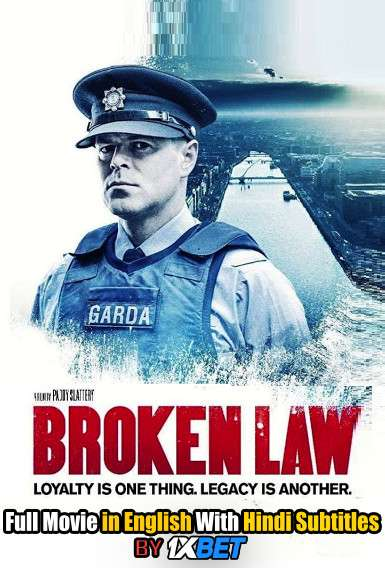 Broken Law (2020) Web-DL 720p HD Full Movie [In English] With Hindi Subtitles