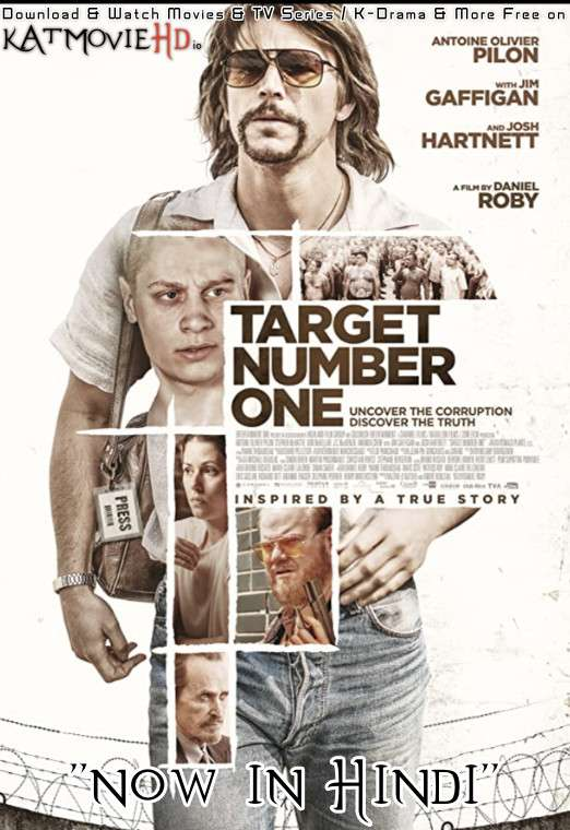 Download Target Number One (2020) BluRay 720p & 480p Dual Audio [Hindi Dub – English] Target Number One Full Movie On KatmovieHD.io
