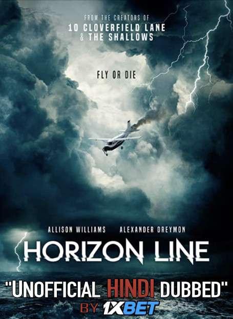 Horizon Line (2020) WEBRip 720p Dual Audio [Hindi Dubbed (Unofficial VO) + English (ORG)] [Full Movie]