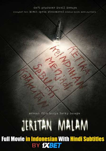 Jeritan Malam (2019) Web-DL 720p HD Full Movie [In Indonesian] With Hindi Subtitles