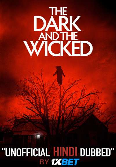 The Dark and the Wicked (2020) Dual Audio Hindi 300MB HDRip 480p