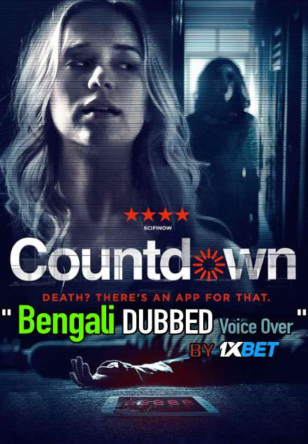 Countdown (2019) Bengali Dubbed (Unofficial VO) BluRay 720p [Full Movie] 1XBET