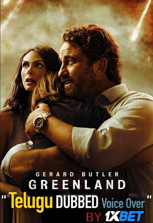 Greenland (2020) Telugu Dubbed (Voice Over) & English [Dual Audio] WEBRip 720p [Full Movie] 1XBET