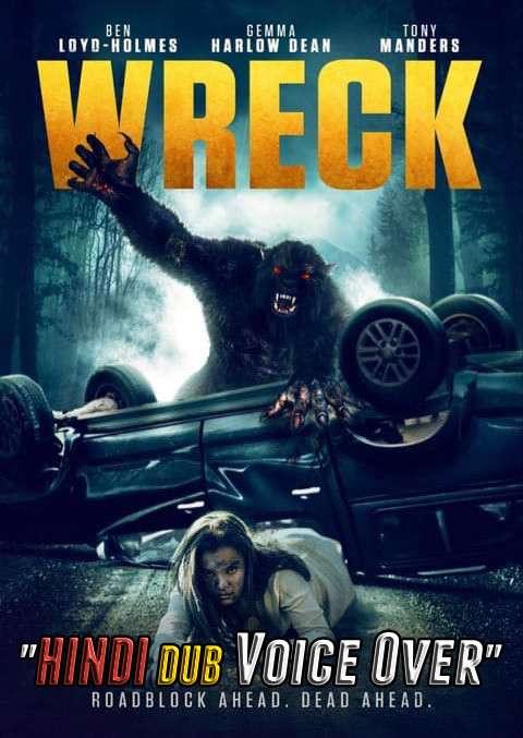 Wreck (2020) [Hindi (Unofficial Dubbed) + English (ORG)] Dual Audio   WEBRip 720p [HD]