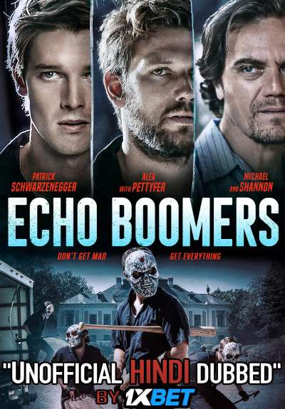 Echo Boomers (2020) WebRip 720p Dual Audio [Hindi Dubbed (Unofficial VO) + English (ORG)] [Full Movie]
