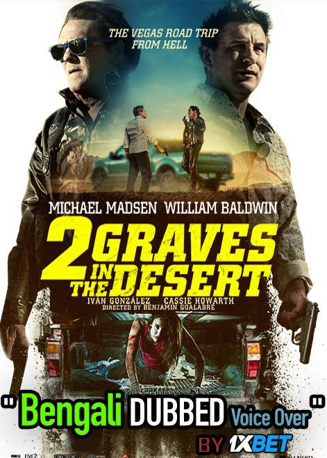2 Graves in the Desert (2020) Bengali Dubbed (Voice Over) BluRay 720p [Full Movie] 1XBET