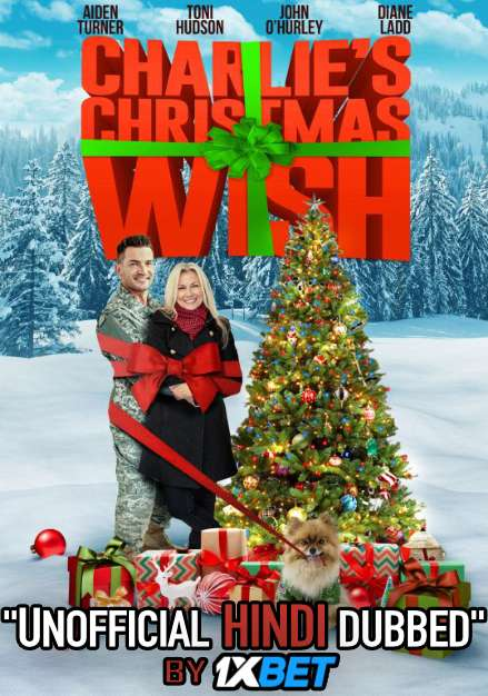 Charlie's Christmas Wish (2020) WebRip 720p Dual Audio [Hindi Dubbed (Unofficial VO) + English (ORG)] [Full Movie]