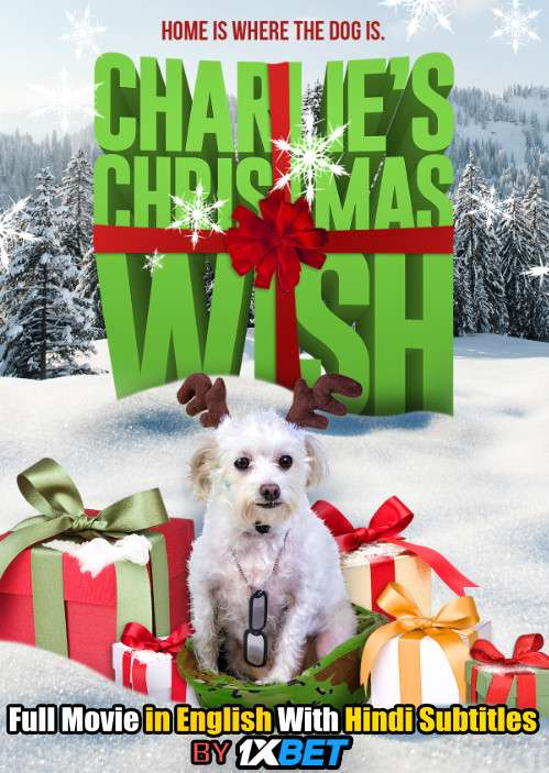 Charlie's Christmas Wish (2020) Web-DL 720p HD Full Movie [In English] With Hindi Subtitles