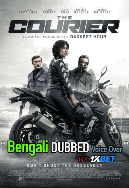 The Courier (2019) Bengali Dubbed (Voice Over) BluRay 720p [Full Movie] 1XBET