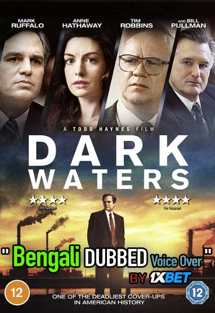 Dark Waters (2019) Bengali Dubbed (Voice Over) BluRay 720p [Full Movie] 1XBET