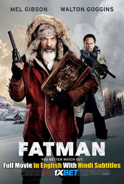 Fatman (2020) Web-DL 720p HD Full Movie [In English] With Hindi Subtitles
