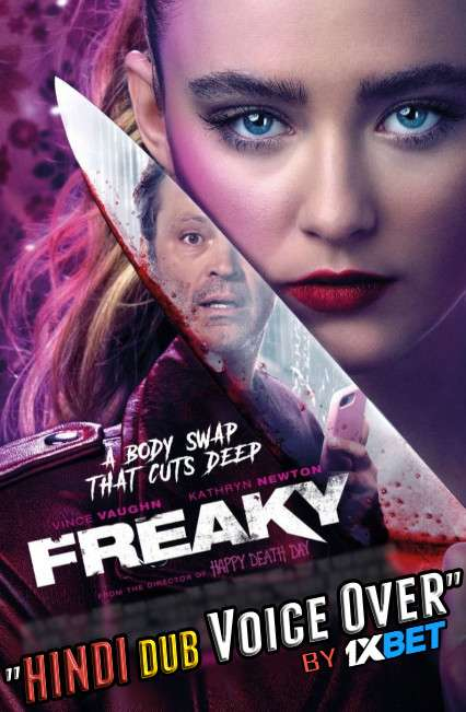Freaky (2020) Hindi Dubbed (Dual Audio) 1080p 720p 480p BluRay-Rip English HEVC Watch Freaky 2020 Full Movie Online On 1xcinema.com