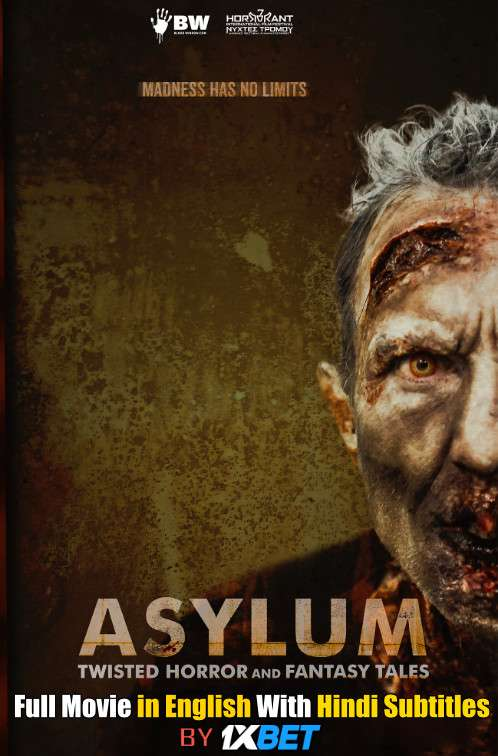 Asylum: Twisted Horror and Fantasy Tales (2020) Web-DL 720p HD Full Movie [In English] With Hindi Subtitles