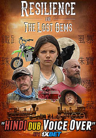 Resilience & Lost Gems (2019) WebRip 720p Dual Audio [Hindi (Voice over) Dubbed  + English] [Full Movie]