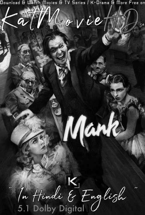Mank (2020) Hindi Dubbed (Dual Audio) 1080p 720p 480p BluRay-Rip English HEVC Watch Mank Full Movie Online On Katmoviehd.nl