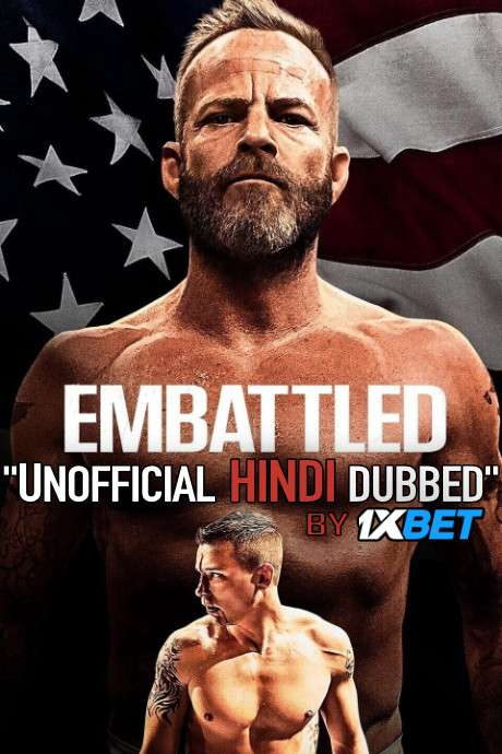 Embattled (2020) WebRip 720p Dual Audio [Hindi (Voice over) Dubbed + English] [Full Movie]