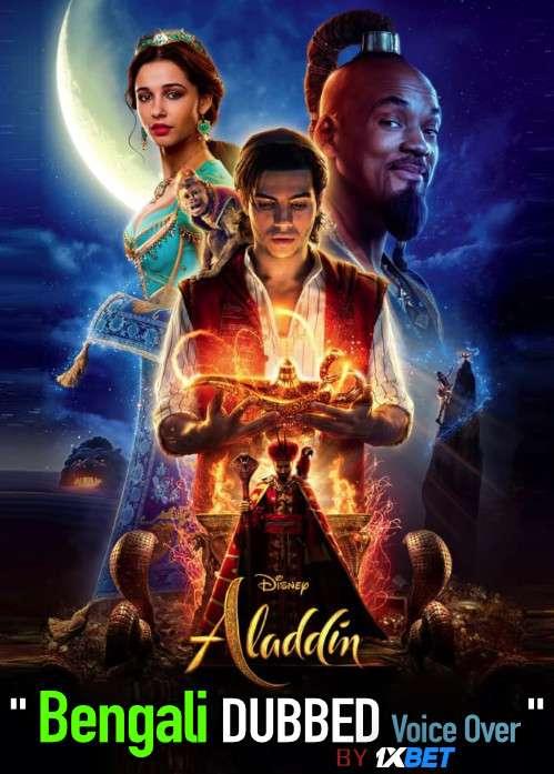 Aladdin (2019) Bengali Dubbed (Voice Over) BluRay 720p [Full Movie] 1XBET