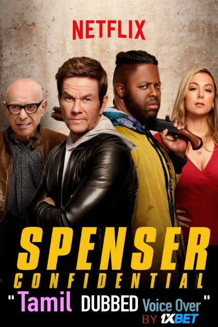 Spenser Confidential (2020) HDRip Tamil Movie Watch Online Free
