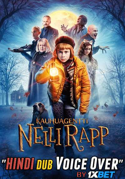 Nelly Rapp Monster Agent 2021 English 720p HDRip ESub 800MB Download