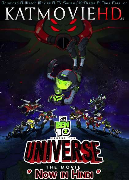 Ben 10 Versus the Universe: The Movie (2020) [Hindi Dubbed (ORG) + English] WEB-DL 720p 480p [HD]