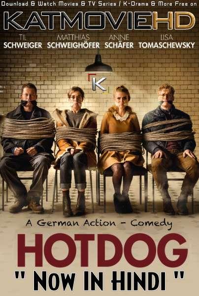 Hot Dog (2018) UNCUT [Dual Audio] [Hindi Dubbed – German 5.1]  BluRay 720p & 480p[ Eng Subs]