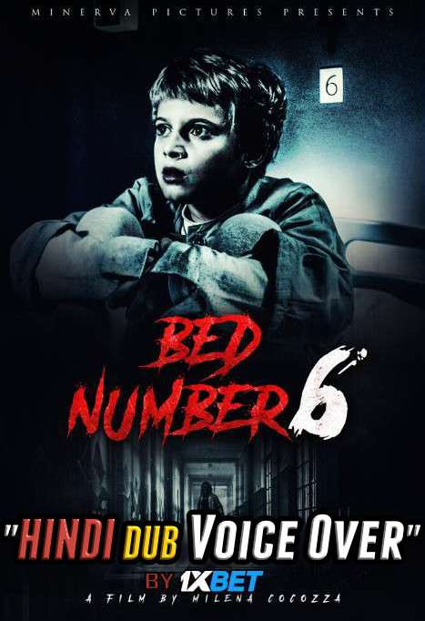 Bed Number 6 (2019) WebRip 720p Dual Audio [Hindi Dubbed (Unofficial VO) + Italian] [Full Movie]