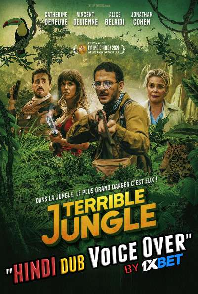 Terrible Jungle (2020) Dual Audio [Hindi (Voice Over) Dubbed + French] WEB-DL 720p [1XBET]