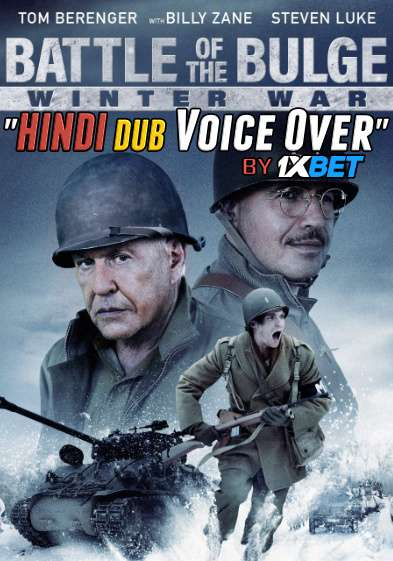 Battle of the Bulge: Winter War (2020) BDRip 720p Dual Audio [Hindi Dubbed (Unofficial VO) + English] [Full Movie]
