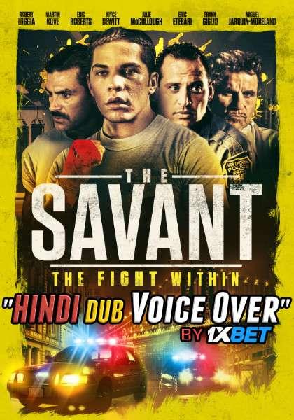 The Savant (2019) WebRip 720p Dual Audio [Hindi Dubbed (Unofficial VO) + English] [Full Movie]