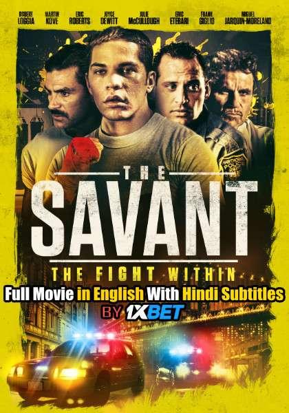 The Savant (2019) WebRip 720p Full Movie [In English] With Hindi Subtitles