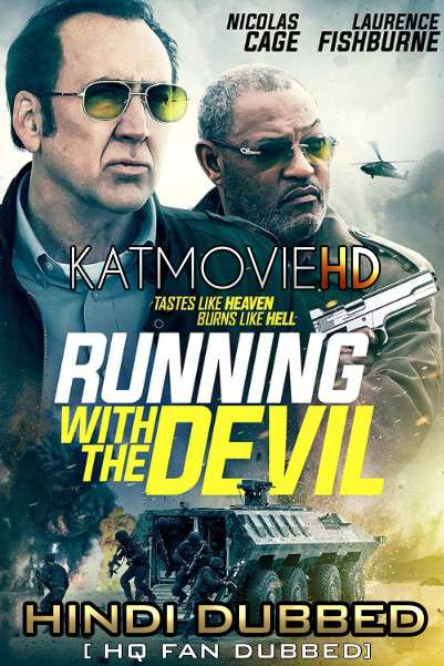 Running with the Devil (2019) Hindi (HQ Fan Dub) + English (ORG) [Dual Audio] BluRay 1080p / 720p / 480p [With Ads !]