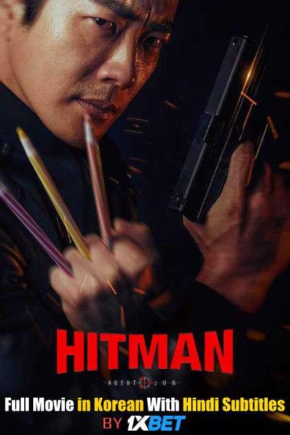 Hitman: Agent Jun (2020) WebRip 720p Full Movie [In Korean] With Hindi Subtitles