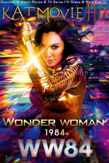 Wonder Woman 1984 (2020) Web-DL IMAX 480p 720p 1080p [HEVC & x264] [English 5.1 DD] ESubs [Full Movie]