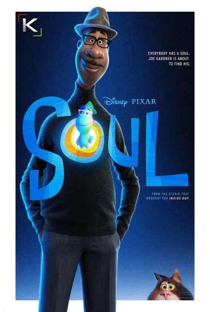 Soul (2020) WEB-DL 1080p 720p 480p HD | [English 5.1 DD] ESubs x265 | HEVC 10bit [Full Movie]