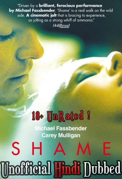 [18+] Shame (2011) BDRip 720p Dual Audio [Hindi Dubbed (Unofficial VO) + English] [Full Movie]