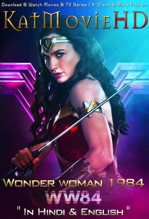 Wonder Woman 1984 (2020) Hindi (ORG DD 2.0) [Dual Audio] WEB-DL IMAX 480p 720p 1080p x264 | 10bit HEVC WW84
