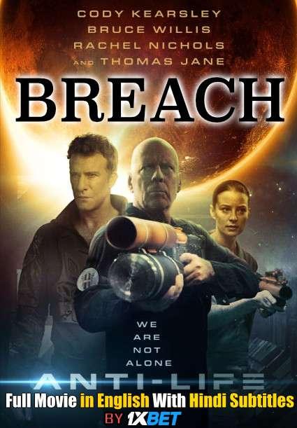Download Breach (2020) WebRip 720p Full Movie [In English] With Hindi Subtitles FREE on 1XCinema.com & KatMovieHD.io